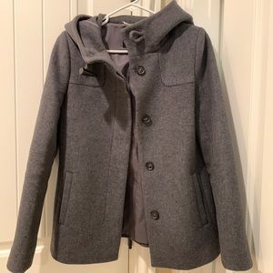 Aritzia Babaton Brady Wool Coat